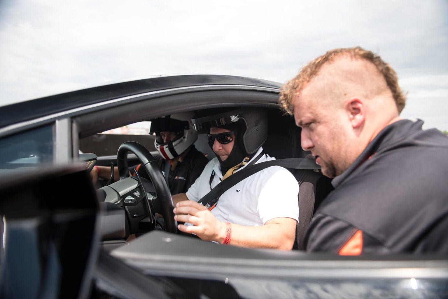 Default - Race Car Driver