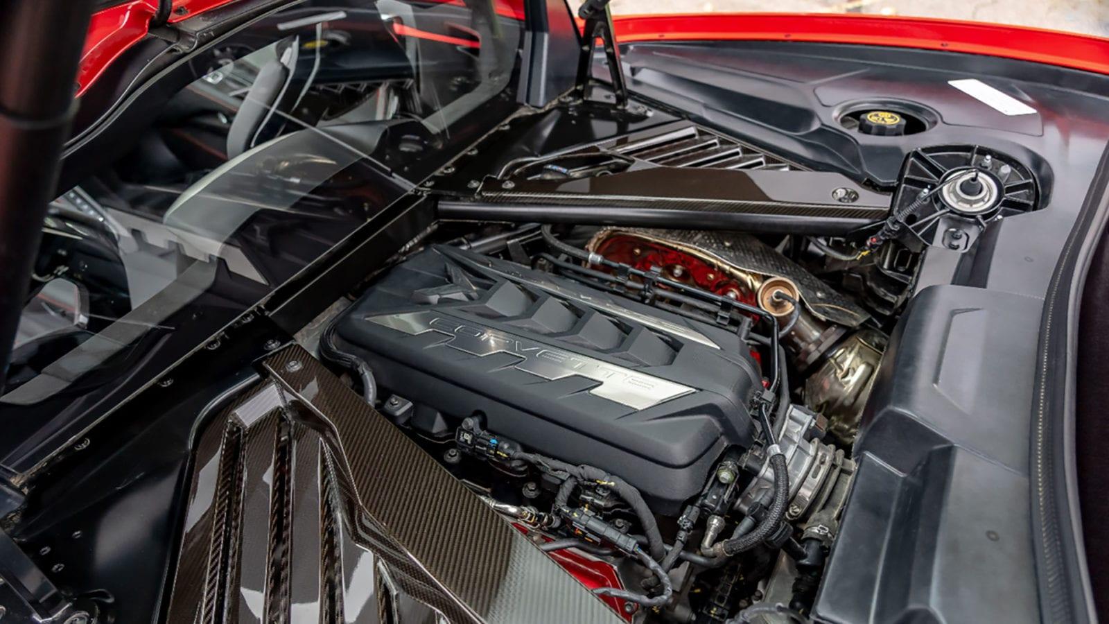 Corvette C8 Z51 Source: Car and Driver