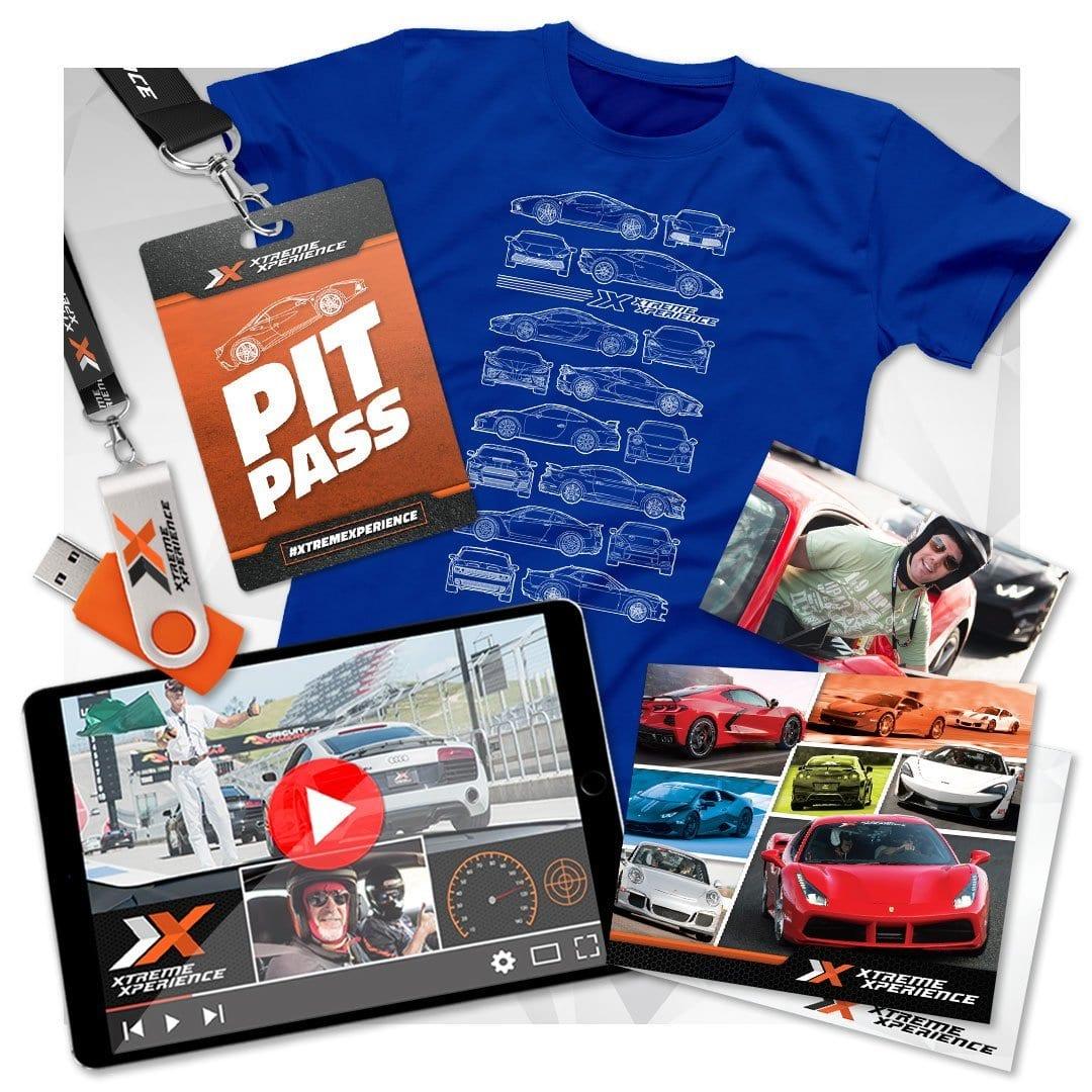 Full Throttle Gift Package